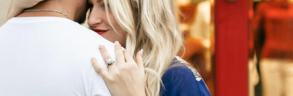 Diamond Engagement Rings for Valentines Day