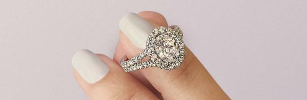 The One Big Reason for the Halo Engagement Rings Trend