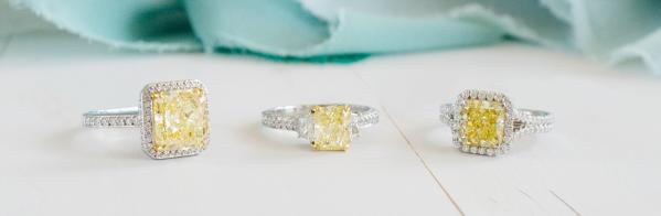 How to Buy a Yellow Diamond Engagement Ring