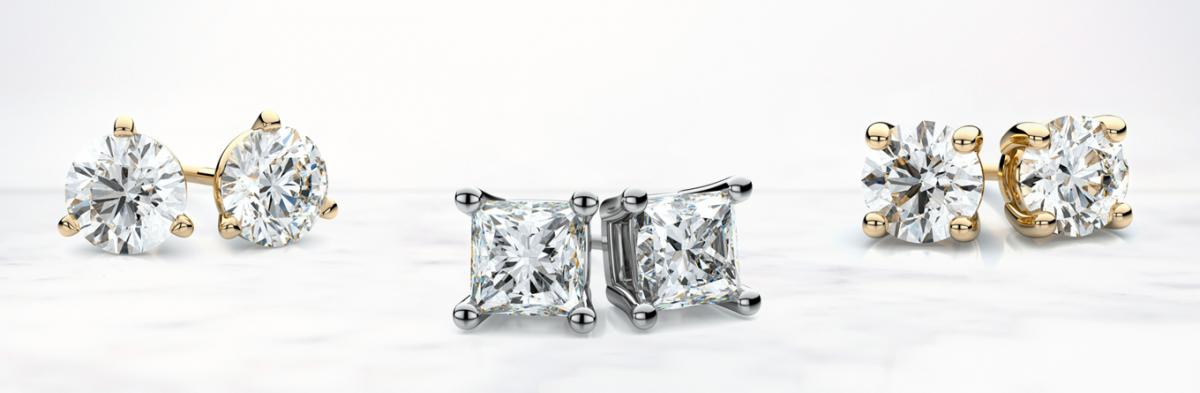 The Complete Guide to Buying Diamond Stud Earrings