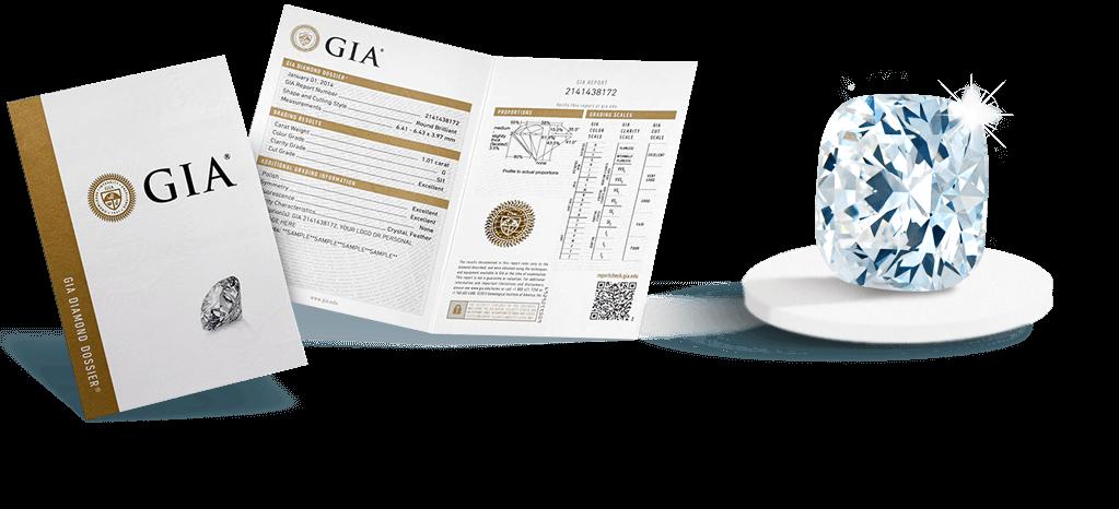 Gia certificates